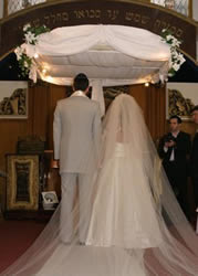 El matrimonio jud o y sus rituales el significado de la for Decoracion casa judia