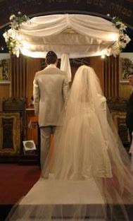 Vestidos de novia boda judia